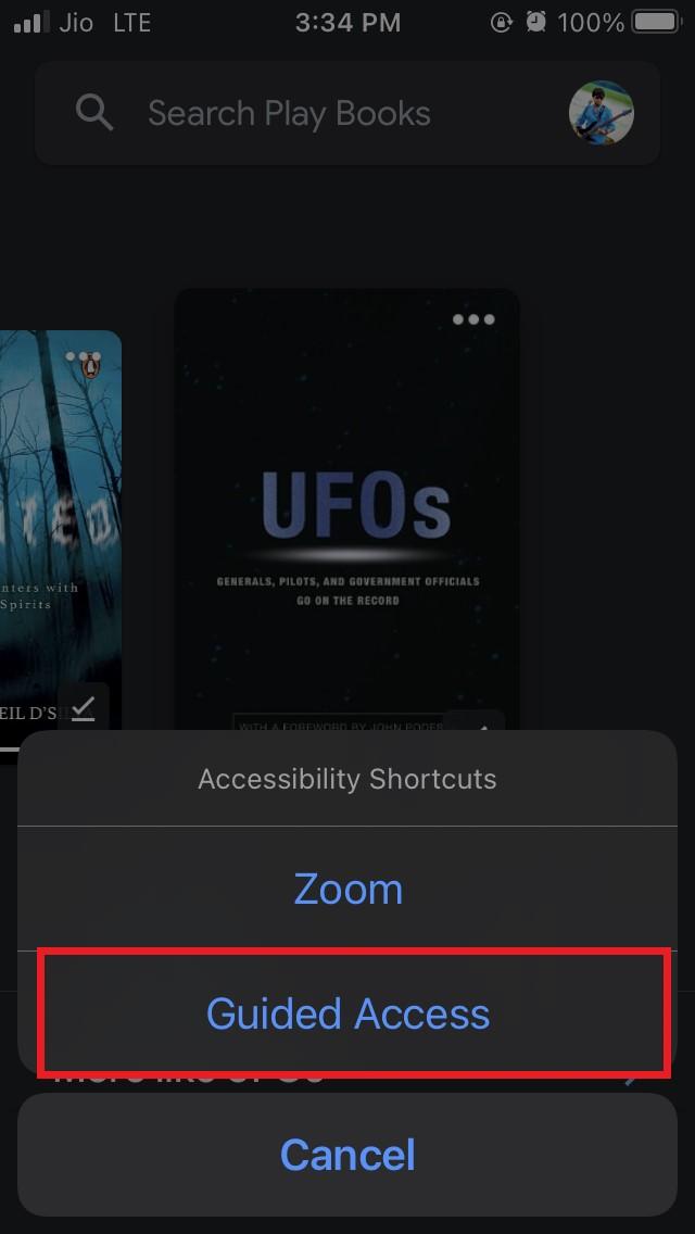 如何在 iOS 上为儿童禁用触摸屏?