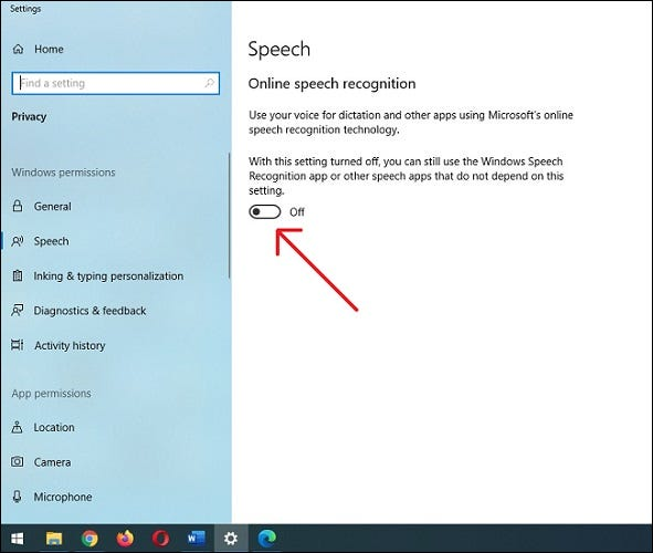 如何在 Windows 10 中用你的声音打字
