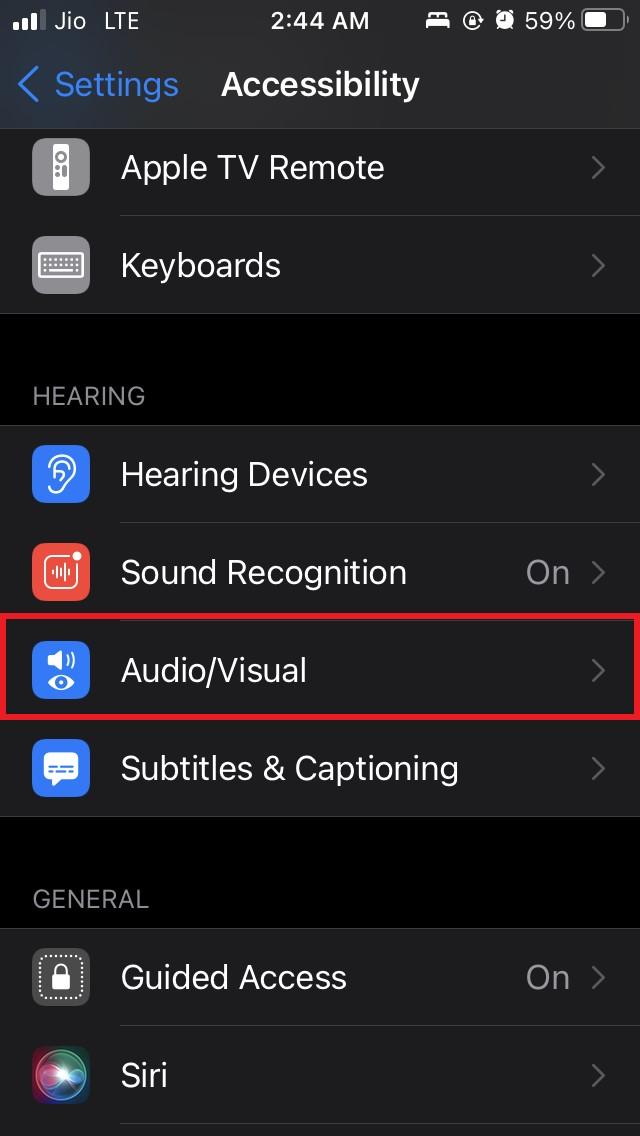 如何在 iOS 15 中使用 iPhone 背景声音?