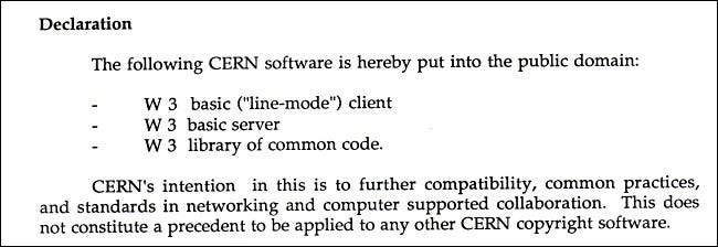 第一个网站:30 年前的网络是什么样子