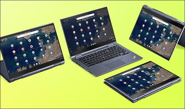 2021 年最适合学生和其他人的 Chromebook
