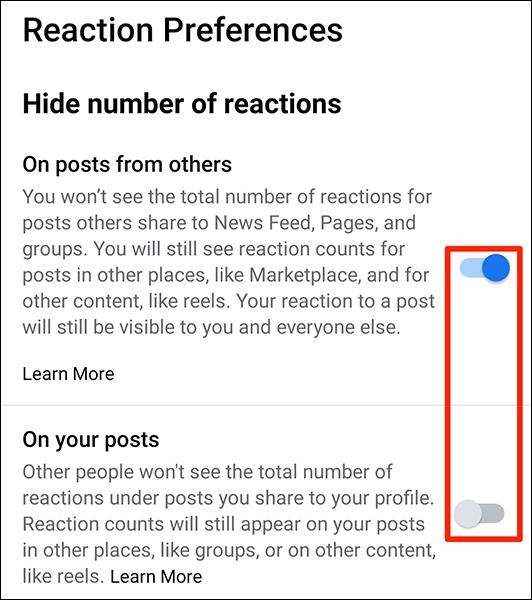 如何在 Facebook 上隐藏(或显示)喜欢计数