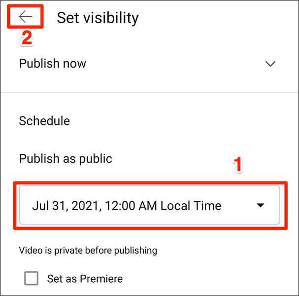 如何从 iPhone 或 Android 将视频上传到 YouTube
