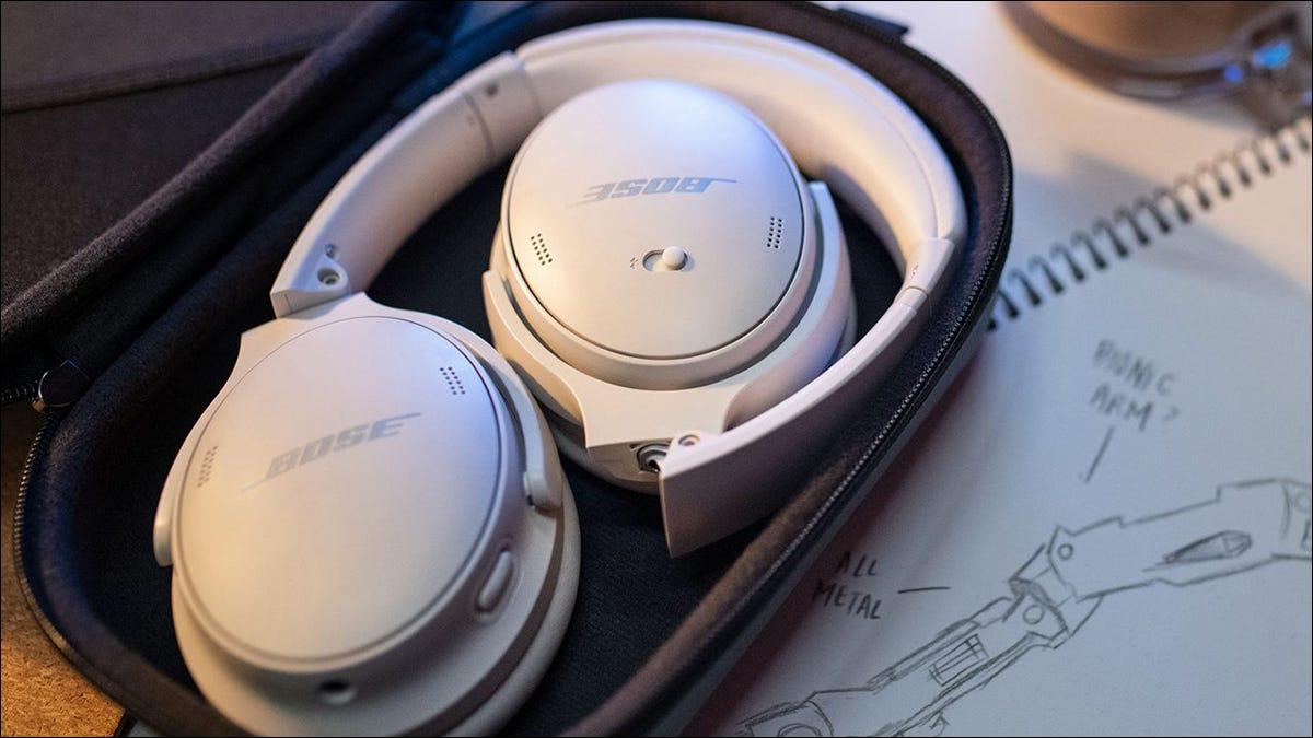 Bose 的 QuietComfort 45 承诺更好的降噪