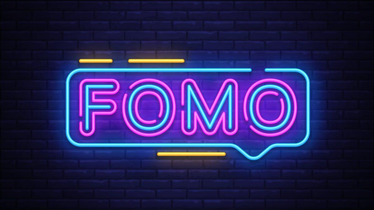 """FOMO""是什么意思,你如何使用它?"