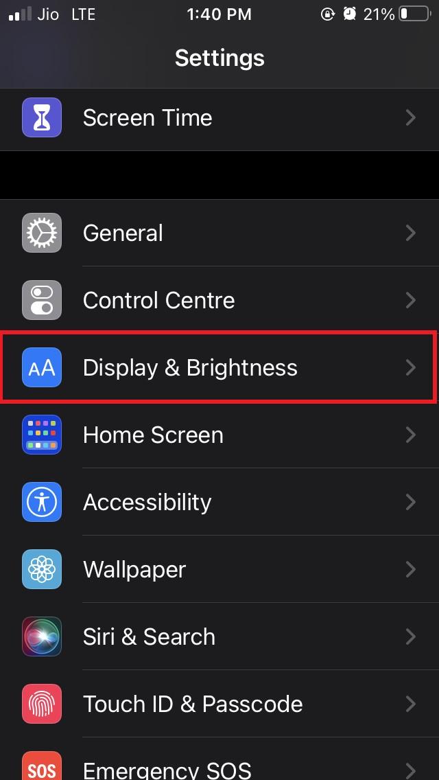如何修复自动旋转在 iPhone 中不起?