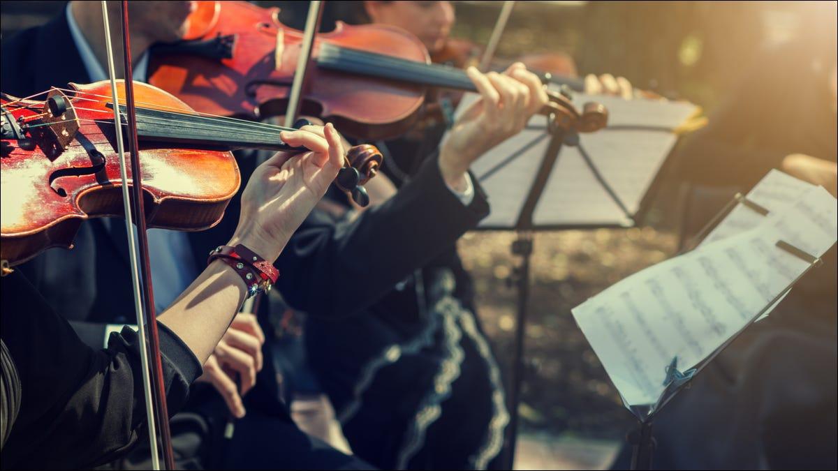 Apple Music 正在为古典音乐打造一个完整的应用程序