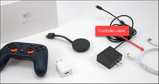 如何在另一个平台上使用 Stadia 控制器